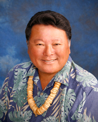 Mayor Alan Arakawa